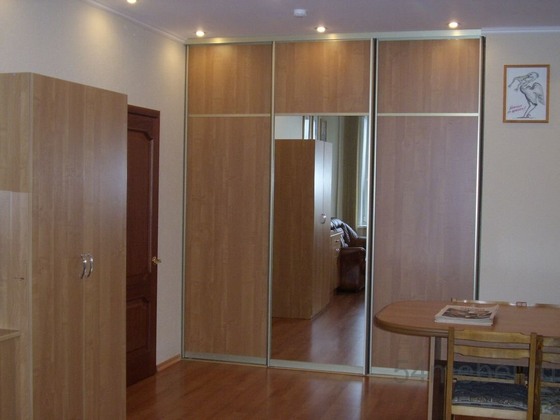 Шкафы купе в квартире фото